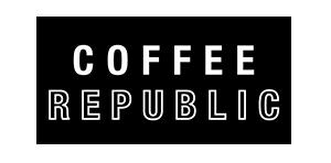 Logotipo Coffee Republic