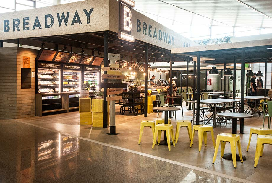 Local de Breadway