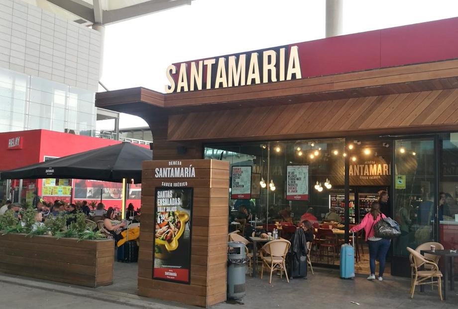 Imagen Local Santamaría Aeropuerto de Málaga