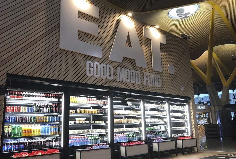 Imagen Local Eat. en Aeropuerto de Madrid
