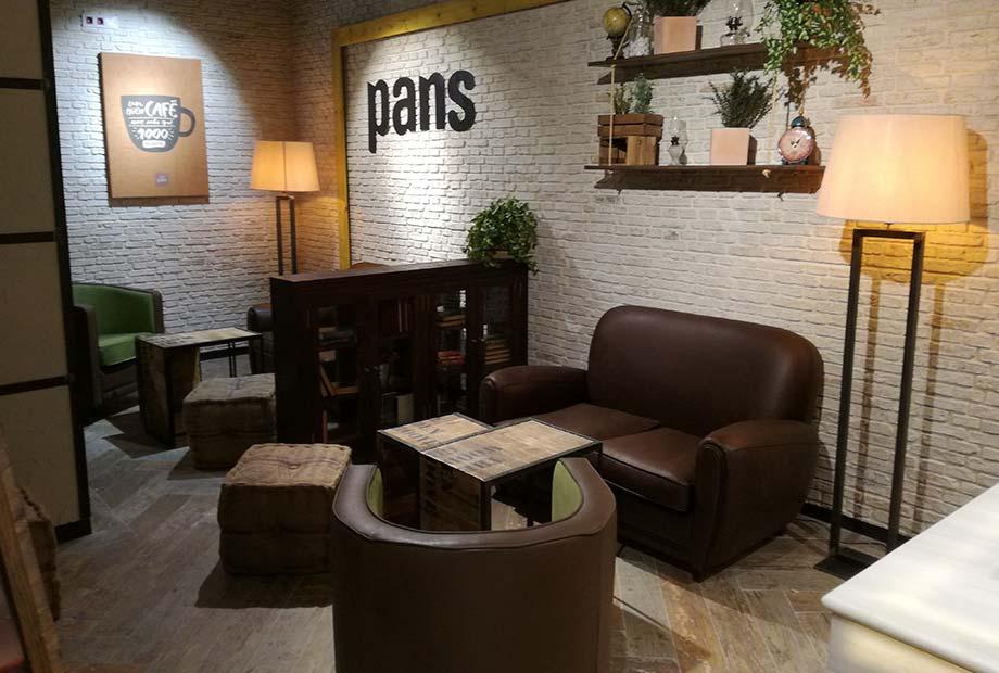 Local de Café Pans
