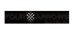 Logotipo Four Arrows