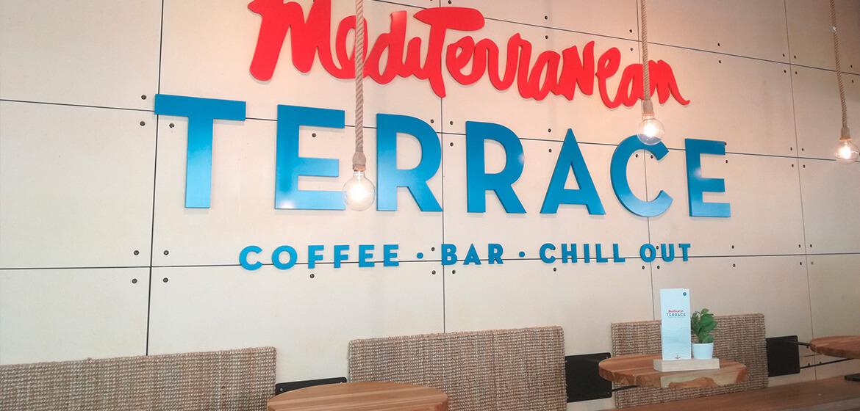 Mediterranean Terrace de Eatout Travel
