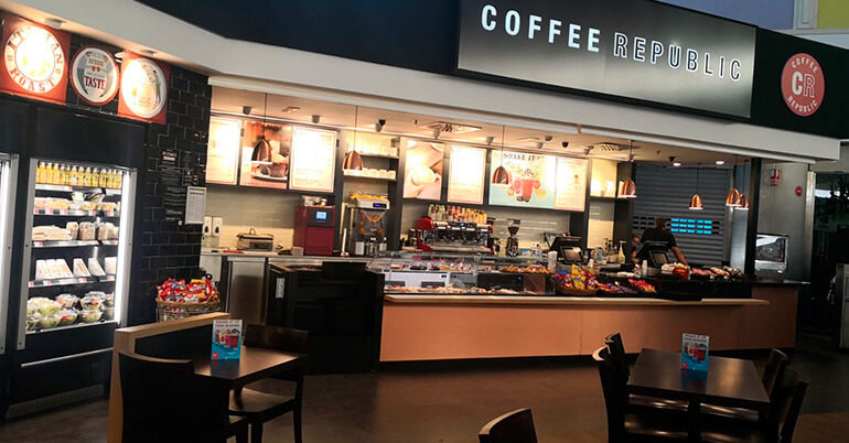 Grupo Ibersol abre su segundo Coffee Republic en el Aeropuerto de Gran Canaria