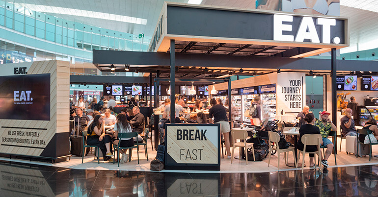 Nuevo Restaurante Eat. en Aeropuerto de Barcelona - Eat Out Travel