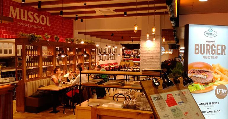 Apertura de restaurante Mussol en Aeropuerto Barcelona - EatOut Travel